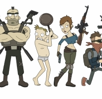 FINAL CHARACTERS