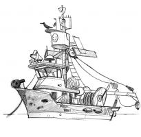 monalisa doodle